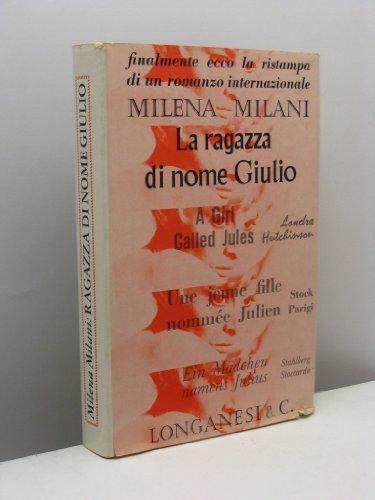 La ragazza di nome Giulio.
