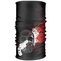 jiantsk Headband Bear Versatile Sport Headwear for Men and Women, Resist Ultraviolet Ray.