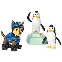 Paw Patrol – La Squadra dei Cuccioli – Chase la Spia e i Pinguini – Set di Salvataggio
