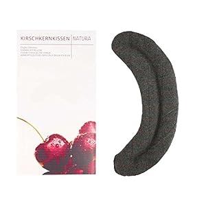 UMOI Schulter & Nacken Kirschkernkissen mit 500 Gramm Kirschkernen