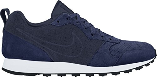 Nike MD Runner 2 Leather Premium Dunkelblau
