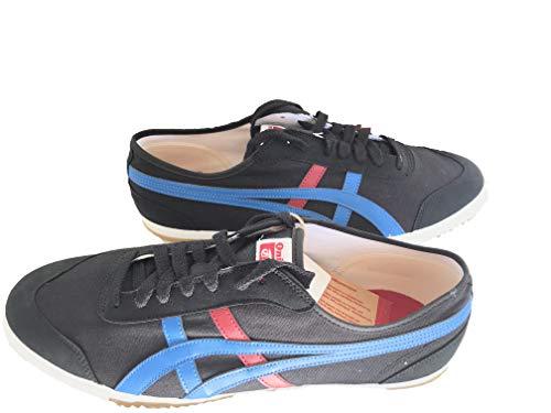 Puma Blaze Knit Chaussures de Running, Black/Bleu, 46 EU