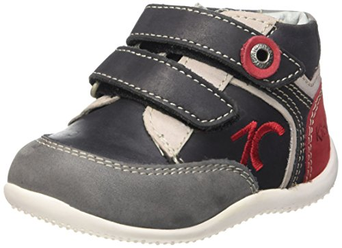 kickers-baby-jungen-baxter-lauflernschuhe-noir-noir-gris-rouge-18-eu