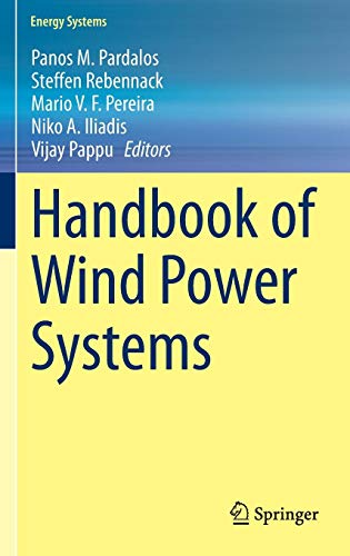 Handbook of Wind Power Systems (Energy Systems)