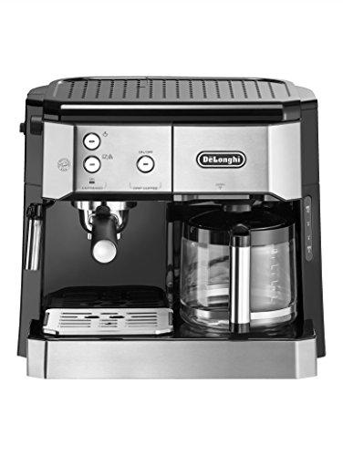 DeLonghi BCO 421.s autonome Vollautomatische Kaffeemaschine (autonome, Maschine, Unisex, schwarz,...