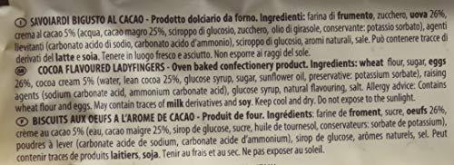 Zoom IMG-2 bonomi savoiardi vaniglia cacao gr