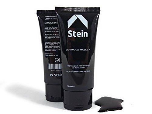 Stein Hochwertige Peel Off Maske Schwarze Gesichtsmaske Gegen