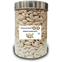 Touchstone W210-1KG Premium Whole Cashew Nuts 1000g (1000 Grams)