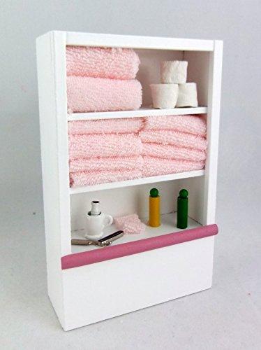 Dolls House Furniture Bathroom U...