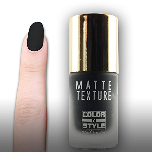 COLOR N STYLE MATTE TEXTURE Nail Luster 15 (9.9 ML)