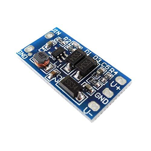 Leoboone 1PC HW-520 Netzteilmodul 2,8 V bis 5,5 V Eingang V + / V- 12 V Ausgang 5 V bis ± 12 V DC-DC-Wandlerplatine Hohe Effizienz