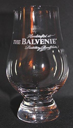 Balvenie Distillery Logo Glencairn Tasting and Nosing Glass by BALVENIE SINGLE MALT SCOTCH