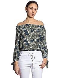 Abbino IG014 Blusen Shirts Tops Damen - Made in Italy - Viele Farben -  Übergang Frühling Sommer Damenshirts Damenblusen Feminin Sexy… fdc22feeff