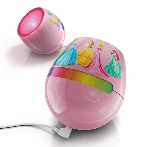 "Philips Disney LivingColors Micro ""Princess"""