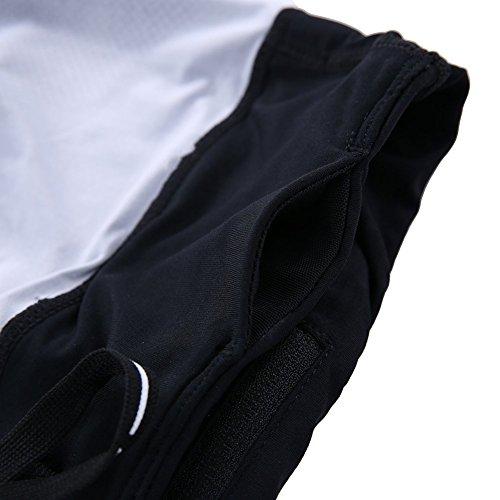 Dliunn Legging de Yoga Sport Femme Imprimé Collant Minceur Séchage Elastique Yoga/Fitness/Running Dégradé