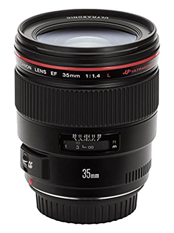 Canon EF Objectif grand angle 35 mm f/1.4 L USM