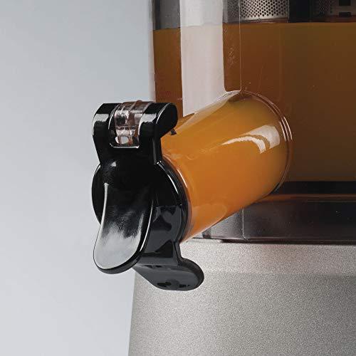 IMETEC SJ 1000 Licuadora 240 W, 800 litros, Plata/Negro