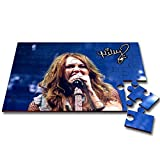 Star Prints UK Miley Cyrus 3 Wooden 30 Piece Jigsaw Autograph Print with Presentation Gift Box