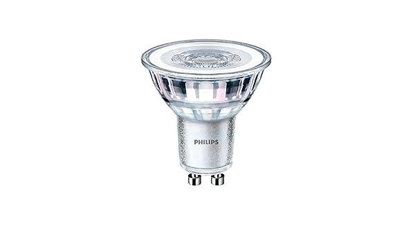 GU10 Kaltwei/ß Philips LEDspot Glas 4 W 5 x 5 x 5.4 cm