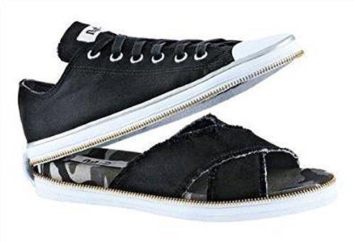 Nat-2 Schuh im Schuh, Sneaker uomo Nero