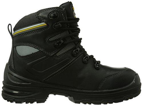 Safety Jogger PREMIUM, Chaussures de sécurité homme Noir (Schwarz (Noir 030))