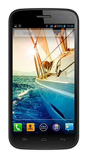 Micromax Canvas Turbo Mini A200 (Black)