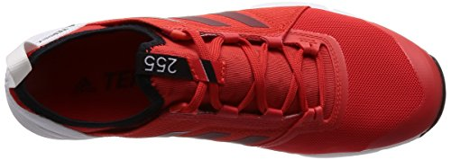 adidas Terrex Agravic Speed Chaussure Course Trial - SS18 Rouge