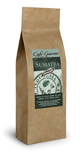 Tamazor - Café En Grano Gourmet Sumatra - 250 Gr.