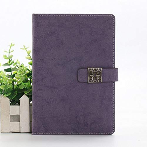 eisetagebuch persönlicher Organisator Büro Geschenke Geschäft a5 Schnalle Notebook Büro Lernen für Männer und Frauen Zielsetzung Businessplan ()