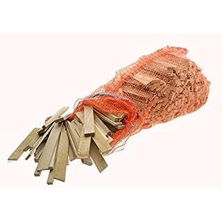 EICHE 28 kg Brennholz Anzündholz Anmachholz Anfeuerholz Feuerholz Grillanzünder Kaminholz Grillholz Grill Kamin Ofen Samovar Samowar Kaminanzünder Anzündhilfe Feueranzünder Anzündhilfe kammergetrocknet roh unbehandelt