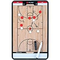 Pure2Improve Trainingsboard Basketball, Mehrfarbig, 35 x 22 cm