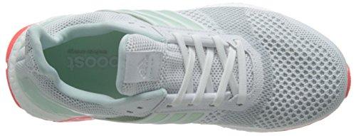 adidas Ultra Boost St W, Chaussures de Running Entrainement Femme Blanc Cassé - Varios colores (Blanco (Ftwbla / Menhie / Rojimp))