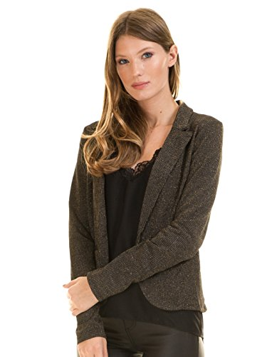 Only Damen Sweatblazer copper colour