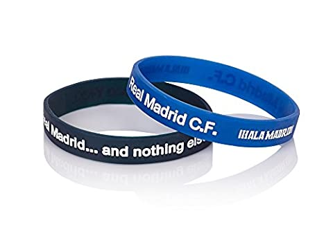 Real Madrid 1 bracelet silicone idée cadeau Champions Club Football