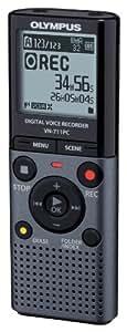 Olympus V405141TE000 VN-711PC Dictaphone 2Go Noir