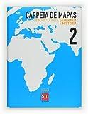 Ciencias sociales, geografía e historia. 2 ESO. Carpetas de mapas - 9788467534191