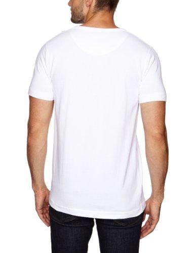 Weekend Offender Herren T-Shirts Weiß - Weiß