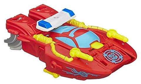 Transformers Rescue Bots Heatwave The Fire-Bot