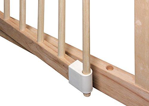 IB-Style – Treppengitter / Türgitter KOLBY M | 3 Größen | 86 – 92 cm | aus massivem Holz – Natur - 5