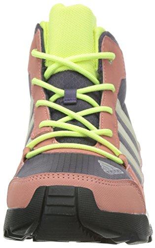Purple Unisex Hyperhiker F15 Adidas Pink raw Mehrfarbig S15 ash kinder Wanderstiefel st Trekking Black amp; core 8pwxq5wB