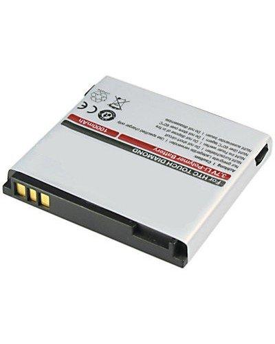 cellePhone Akku Li-Polymer für HTC Touch Diamond P3700/ O2 XDA Diamond/ T-Mobile MDA Compact IV ( ersetzt BA S270/DIAM160 )
