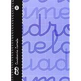 Lamela 99-N - Cuaderno con espiral, 3 mm, color azul