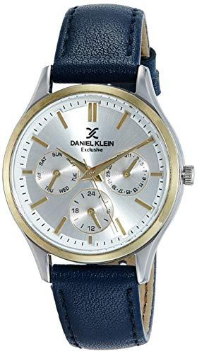 Daniel Klein Exclusive-Ladys Analog Silver Dial Women's Watch - DK11773-5