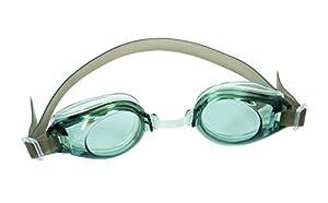 Bestway 21060-Gafas Athleta, 7-14años, Silicona, protección UV