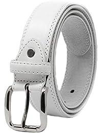 bc72a197f Ossi 32mm Classico Cintura uomo di - Disponibile in 6 colori (dimensioni  81cm - 152