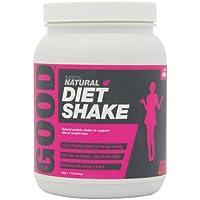 Good Hemp Nutrition Diet Shake with Hemp Protein Strawberry 500g