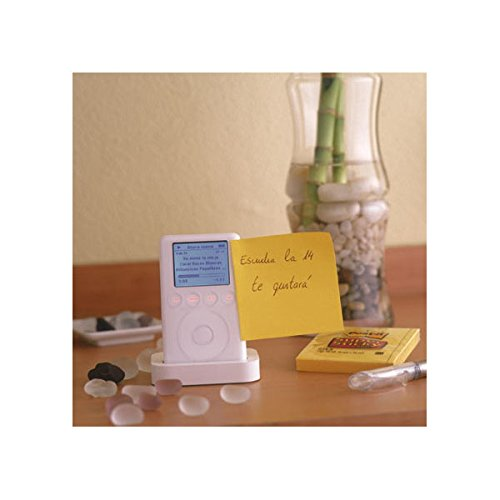 Post it-2014 SKY Haftnotiz de Super Sticky cubo de 76 x 76 mm, amarillo, 270 hoja