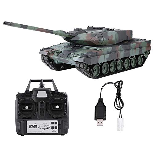 RC Tank, Heng Long 3889-1 1/16 2.4GHz Leopard 2 A6 for sale  Delivered anywhere in UK