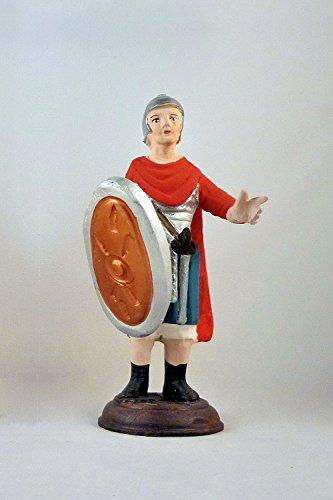Pastori e Presepi - Soldato Romano categoria 12 cm in terracotta - Presepemania