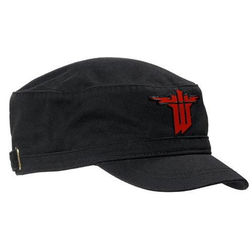 Wolfenstein Military Cap Logo